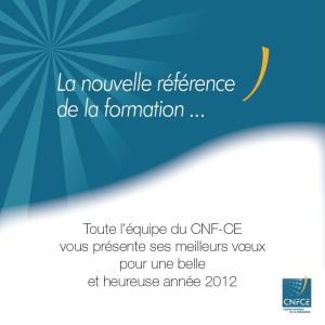Meilleurs Voeux 2012 !