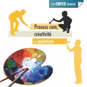 Formation Process com et peinture