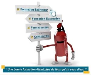 Formation extincteur et recyclage formation manipulation extincteurs