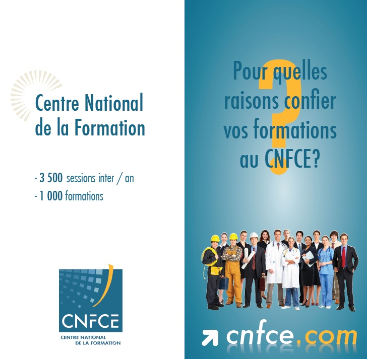 Catalogue formation CNF-CE