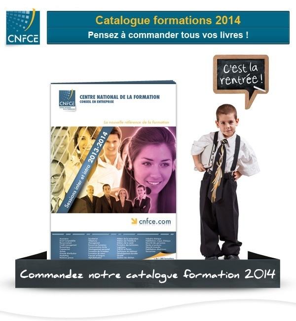 Organisme de formation CNFCE 2014