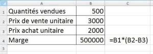 Solveur Excel