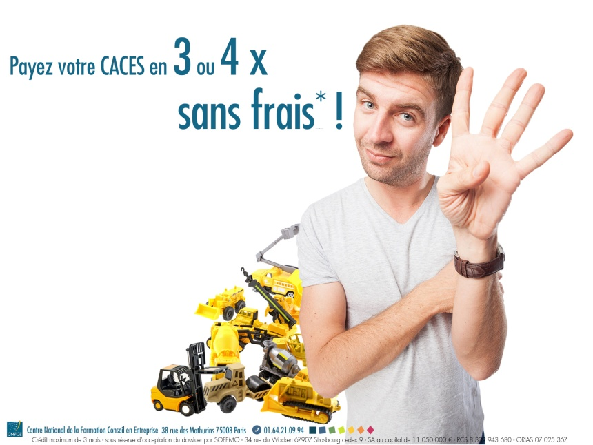 CACES pas cher - CNFCE.COM