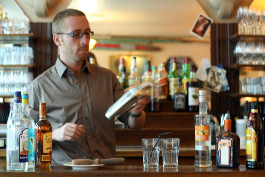 Formation barman paris